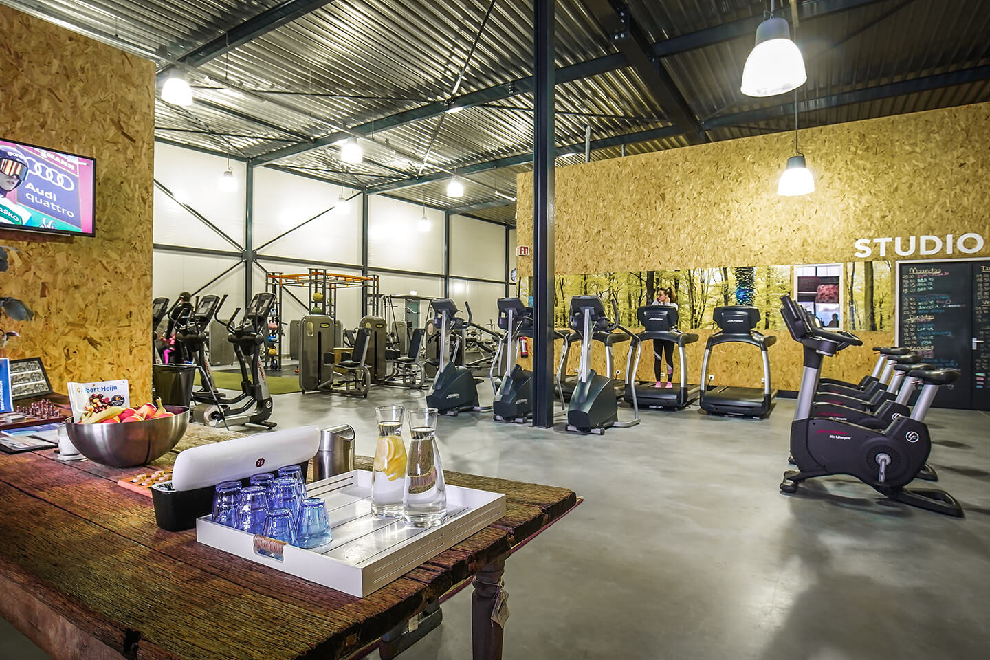 local gym fysio sint-michielsgestel