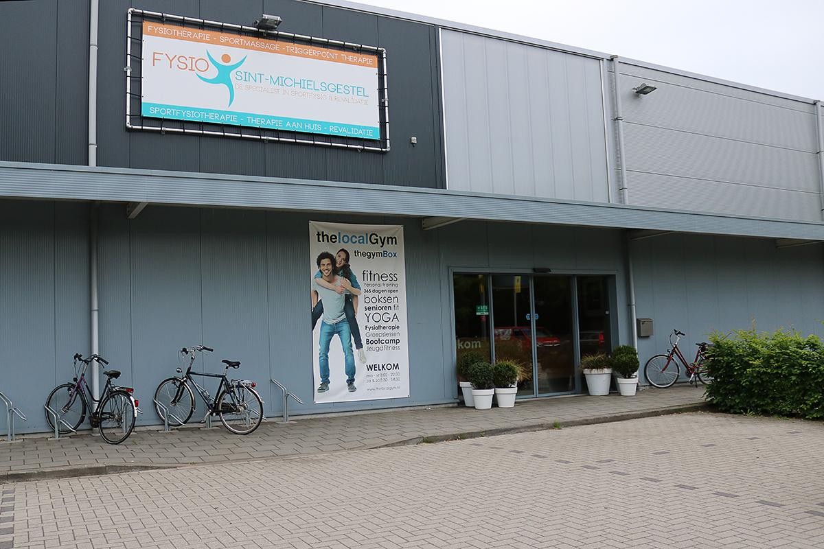 Locatie Fysio Sint-Michielsgestel