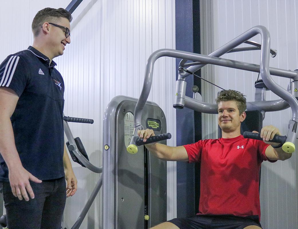 personal training fysio sintmichielsgestel