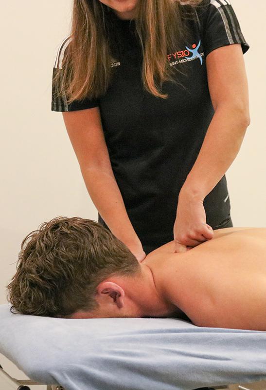 sportmassage fysio sint michielsgestel